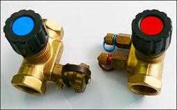 клапан ручной запорный msv-i